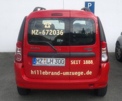Umzug Mainz Service