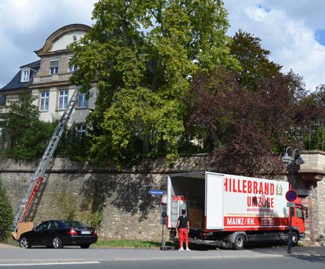 Hillebrand Umzüge Mainz